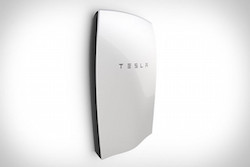 powerwall la batterie domestique de tesla mega piles. Black Bedroom Furniture Sets. Home Design Ideas