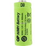 ACCU INDUSTRIEL 50NH 2/3LR03 1.2V 500mAh GP
