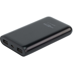 Batterie de secours Powerbank 10800mAh deux ports USB