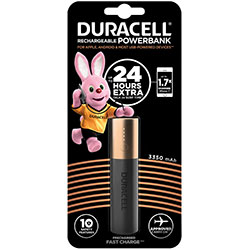 Batterie de secours Powerbank 3350mAh 12Wh DURACELL