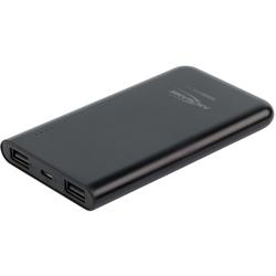 Batterie de secours Powerbank 5400mAh deux ports USB