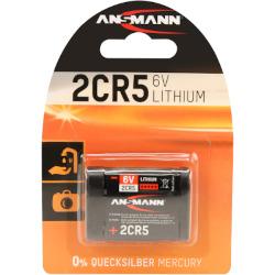 Batterie lithium 2CR5 6V