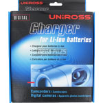 CHARGEUR BATTERIES LI-ION 3,6V - 7,2V - 7,4V UNIROSS