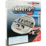 CHARGEUR DE PILES ENERGY 16PLUS 12x AA ou 12x AAA ou 6x C ou 6x D & 2x 9V