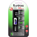 Chargeur PRO multi-format Nimh Lion Nicd 12V 1A ou 5V 2A UNIROSS