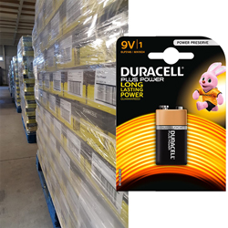 Duracell 9V Plus power blister unitaire