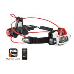 Lampe frontale multifaisceau ultra-puissante, rechargeable et programmable - 750 lumens