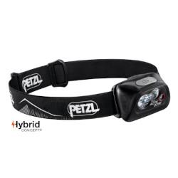 Lampe frontale Outdoor 450 lumen avec batterie Core rechargeable - noir