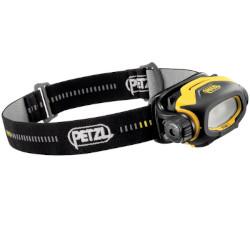 Lampe frontale professionnelle Petzl PIXA 1 - pour environnement explosible ATEX - 60 lumens