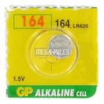 PILE 164 ALCALINE LR620 1.5V 8mAh