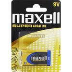 PILE 6LR61 SUPER ALCALINE MN1604 9V x1