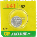 PILE ALCALINE 192 LR41 1.5V 24mAh