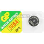 PILE 389 OXYDE ARGENT SR54 1.55V 70mAh GP389