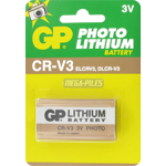 PILE CR-V3 PHOTO LITHIUM 3V 3300mAh GP