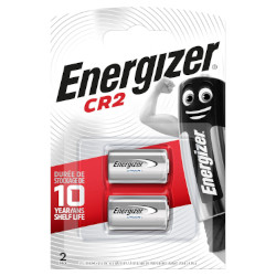 Pile CR2 photo 3V 750mAh BL2 ENERGIZER