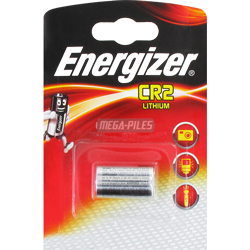 PILE CR2 PHOTO 3V 750mAh x1 ENERGIZER