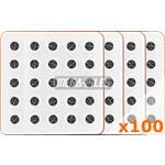 PILE CR2016 LITHIUM 3V 90mAh x100