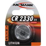 PILE CR2330 LITHIUM 3V 250mAh x1