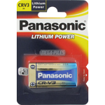 PILE CRV3 LITHIUM PHOTO 3V 1CP3252 PANASONIC