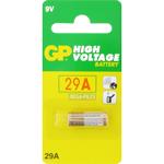 PILE GP29A ALCALINE 9V 18mAh BLISTER x1