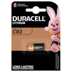 Pile lithium CR2 photo 3V 750mAh BL1 DURACELL
