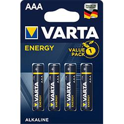 PILE LR03 ENERGY ALCALINE AAA 1.5V