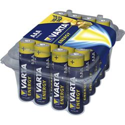 PILE LR03 ENERGY ALCALINE AAA 1.5V x24