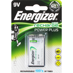 pile rechargeable nimh 6hr61 dc1604 8 4v 175mah x1 energizer m ga piles. Black Bedroom Furniture Sets. Home Design Ideas