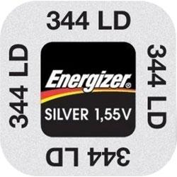 PILE SR1136SW 344 LD OXYDE ARGENT SR42 1.55V 100mAh x1
