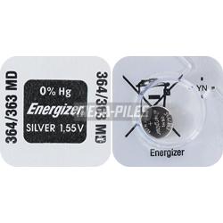 PILE SR621SW OXYDE ARGENT 363 364 1.55V 23mAh x1