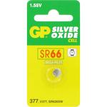 PILE SR66 OXYDE ARGENT 377 1.55V 25mAh x1
