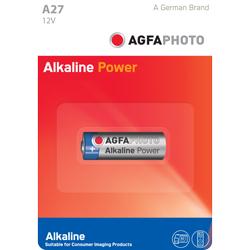 PILES A27 ALCALINES 12V 18mAh x1