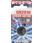 PILE CR2016 LITHIUM 3V 90mAh BLISTER x1
