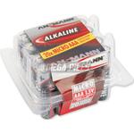 PILES LR03 ALCALINES AAA 1.50V 1200mAh x20