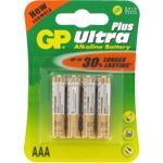 PILES LR03 ULTRA PLUS ALCALINES AAA 1.50V x4