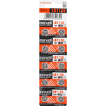 PILES LR1130 ALCALINES LR54 1.5V x10