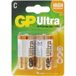 PILES LR14 1.5V ULTRA ALCALINES C 14AU x2