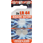 PILES LR44 ALCALINES A76 1.5V x2 MAXELL