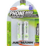 PILES RECHARGEABLES PRECHARGEES DECT NiMH AA HR6 1.2V 800mAh x2