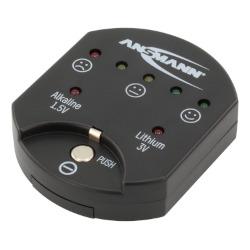 Testeur compact pour piles boutons alcalines et lithium