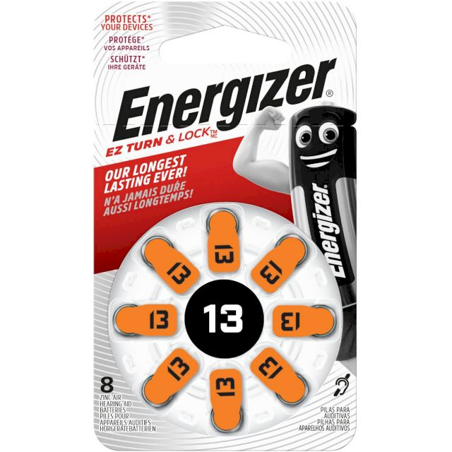 PILE PR-13 AUDITIVE 1.4V 310mAh ENERGIZER